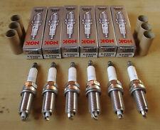 6 x ILZFR6D11 spark plugs BMW 2.5 3.0 N52 130 330 530 630 730 X5 325 523 525 Z4
