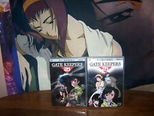 Gate Keepers 21 Vol 1, 2 & both Pencil Boards - Complete Collection - Anime DVD