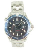 OMEGA Seamaster Professional 300m Full Size 41mm Quartz Date Watch 2221.80 w/Box