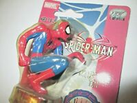 2002 Marvel Spider-Man Sour Gum Bites Collectible Tin Figure Top