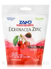 80 Count ZAND Echinacea Zinc Lozenges Cherry Flavor - (Out of Stock Everywhere)