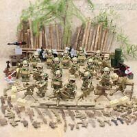 ⭐Lego Swat Police Militaire Intervention Armée Soldat Enfant Jouet Bricks ⭐
