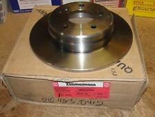 Brake Rotor R.BA#083-2358,Mercedes#2104230412/0912A Best#4001412 C36,C280,SLK320