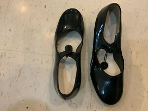 Tap Dancing Shoes Women's Size 8M  color Black