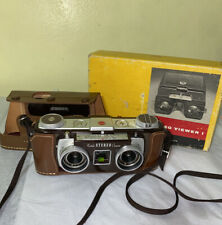 Kodak Stereo Camera with kodak stereoviewer no.1