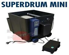 SuperDrum Mini - Trommelfilter inkl. 40 Watt Amalgam UVC & Steuerung