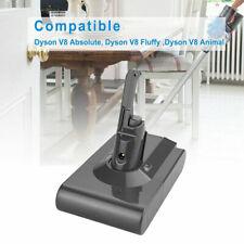 V8 Replace Vacuum Cleaner 21.6V Li-ion Battery Advanced 3500mAh Cordless