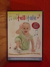 Intellitale Video [Interactive DVD] Multi-Sensory,  for your baby  Brand New