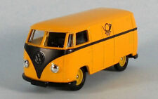 LLEDO 1955 VW T2 Van German Post (Yellow) 1/64 Scale Diecast Model ULTRA-RARE!