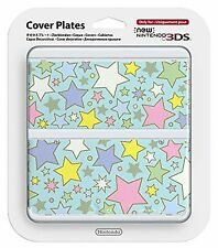 Nintendo 3ds Kisekae Plate Cover Plates No.064 Colorful Star Japan Japanese