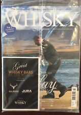 Whisky Magazine Great Bars Of World Top 5 Canadian August 2014 FREE SHIPPING!