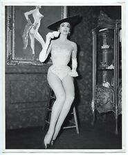 Photo Kay Kendall - Les Girls George Cukor - Sexy Pin Up - Tirage 1957 -