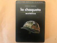 LA CHAQUETA METALICA EDICION ESPECIAL 2 DVD STANLEY KUBRICK BELICA STEELBOOK