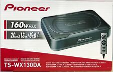 Pioneer TS-WX130DA - 160-watt Compact Powered Subwoofer BRAND NEW!