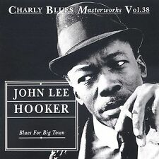HOOKER,JOHN LEE-BLUES FOR BIG TOWN  CD NEW