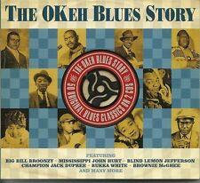 THE OKEH BLUES STORY - 2 CD BOX SET - BIG BILL BROONZY & MORE