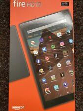 FireHD10-Tablet│10,1Zoll großes FullHD-Display (1080p), 64 GB, Schwarz