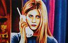 FRIENDS TV One of a kind Jennifer Aniston as Rachel Green Sharpie Art.