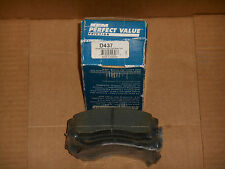 Toyota Celica All Trac Turbo 1986-1989 Front Brake Pads D437 Made in Canada