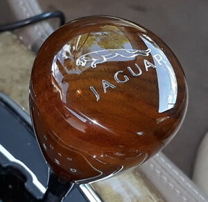 Jaguar Walnut Wood Gear Shift Knob XJ6,XJ8,XK8,Sovereign,X300,X308,X350,Super V8