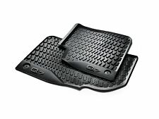 NEW OEM 2017 Q7 ALL WEATHER MATS SET OF FOUR 4M0-061-511-041 4M1-061-221-041