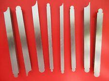 1 HSS 5x5 Radius Drehstahl Ø 5 / Ø 4 Drehmaschine Drehling cutting lathe CNC