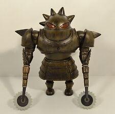 "2009 Light-Up Gladiator Ring Buzzsaw Samurai Robot 6.25"" Action Figure Astro Boy"