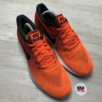 Nike Free Run Orange Running Trainers Size 9 EU 44