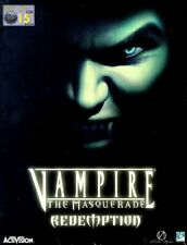Vampire The Masquerade PC NEW And Sealed FULL UK Version