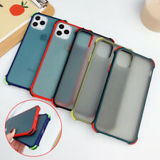 Enhanced Skin Ultra-thin Feel Bumper Shockproof Case Cover For iPhone 11/11 Pro