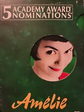Amelie Dvd 2 Disc French Classic