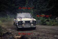 El Señor Vatanen nos Ford Escort RS1800 ganador 1000 lagos fotografía Rally 1981 1