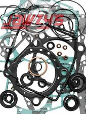 QUADBOSS Complete Gasket Kit w/Oil Seals Suzuki LTR450 2009