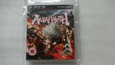 Asura's Wrath PS3 Game Sony PlayStation 3 PS3 Brand New & Sealed