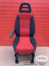 Fiat Ducato Fahrersitz Jumper Boxer Einstellungsmöglichkeiten sitz