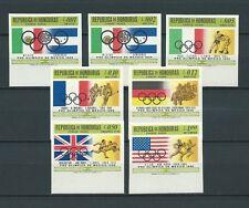 LATIN AMERICA - HONDURAS - 1968 MI 702 à 708 -  TIMBRES NEUFS** MNH LUXE