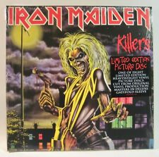 Iron Maiden: Killers *OUT OF PRINT* 180g Picture Disc LP w/Gatefold Cover 2012