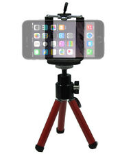 Mini Tripod With Ball Head & Mount Phone Holder for iPhone 4 4S 5 5S 6