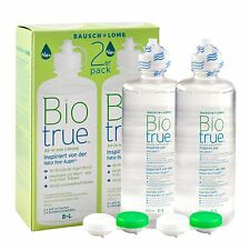 Biotrue 2x300ml All-in-one soluzione di Bausch & Lomb