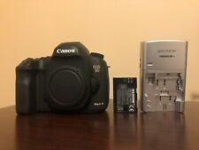 Used Canon EOS 5D Mark III 22.3MP Digital SLR Camera Body #124