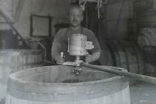 9 Glasnegative um 1910 - Holzverarbeitungsmaschinen - siehe Galeriebilder