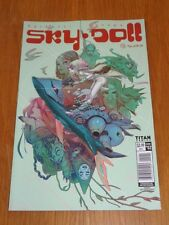 SKY DOLL SUDRA #2 TITAN COMICS COVER B VF (8.0)