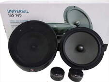 "Focal Integration ISS 165 6.5"" 2 Way Component Car Speaker System"