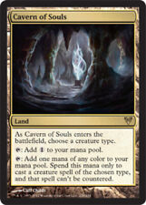 [1x] Cavern of Souls - Foil [x1] Avacyn Restored Slight Play, English -BFG- MTG