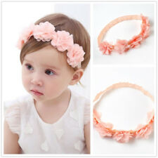 Pretty Lace Flower Hair Band Baby Girl Toddler Headwear Headband Accessories
