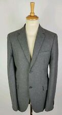 L495 MENS SCOTCH AND SODA GREY WOOL BLAZER- XL 44""