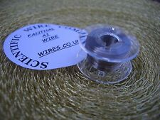 10mts filo di resistenza, nichel cromo, elemento riscaldatore Wire, filo - 0.1mm/42swg