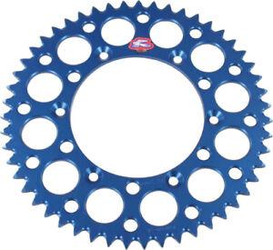 Renthal Rear Sprocket 49 Tooth Blue YAMAHA TTR230 WR250F WR250R 150U-520-49GBBU