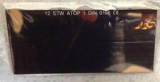 Filtro Espejado Oro para Pantallas de Soldadura 108x51x3mm S.12 Soldador + fácil