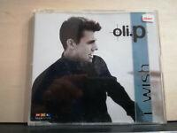 OLI.P - I WISH - 4 song - CD singolo slim case - BMG 1998